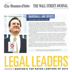 Legal Leader Jason Marshall